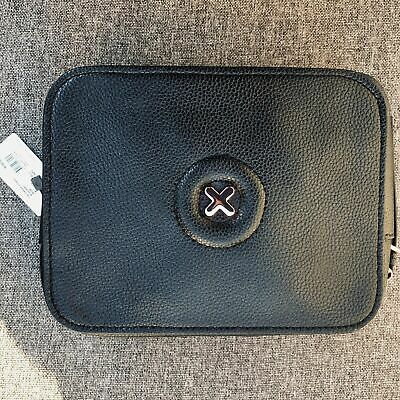 AU112 • Buy MIMCO Day Dream Crossbody Hip Bag Wallet Black Leather • 100% AUTHENTIC • RRP199