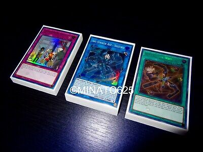 $ CDN119.14 • Buy Yugioh Complete Sky Striker Deck! Widow Anchor Kagari Shizuku There Can Be Only