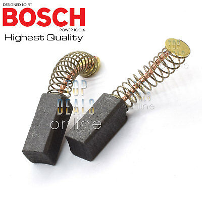 £4.95 • Buy  Bosch Carbon Brushes For GBM 450 GBM 450 RE GBM 6 GBM 6 RE Drills 2604321904