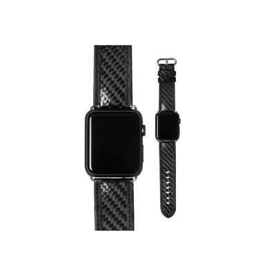 $ CDN56.83 • Buy Real Carbon Fiber Apple Watch Band ( SERIES 1,2,3,4,5)