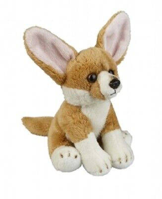 Ravensden Soft Toy Fennec Fox Plush 15cm- Frs007ff Soft Cuddly Realistic Teddy  • 5.99£