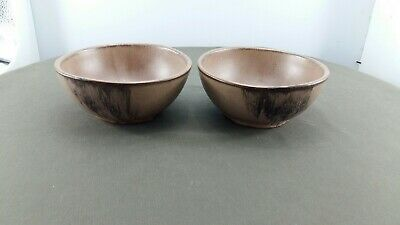 $ CDN18.99 • Buy Blue Mountain Pottery Serving Or Cereal  Bowls In Mocha