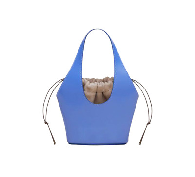 Ladies Luxury Small Bucket Handbags Classic Mini PU Inspired By Jacquemus Bags • 27.98£