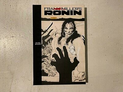 SIGNED By Frank Miller RONIN Gallery Edition Artist Artist's Slipcase Hardcover • 459.96£