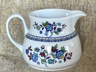 $ CDN17.99 • Buy NEAR PERFECT Royal Doulton Plymouth Creamer. More Pieces Of This Pattern Listed.