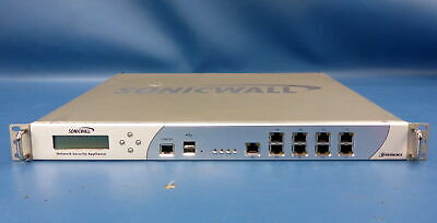 $127.46 • Buy SonicWall NSA E5500 High Availability Network Security Appliance   Transferable