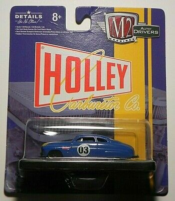$ CDN16 • Buy M2 Machines Auto Drivers 1949 Mercury Custom Holley R61 19-18
