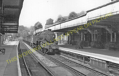 Miller's Dale Railway Station Photo. Peak Forest -Monsal Dale. Chinley Line (28) • 3.50£