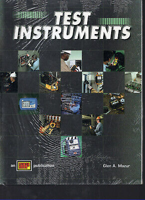 £29.05 • Buy Test Instruments - Text Book & Applications Manual - 2 Book Set - New