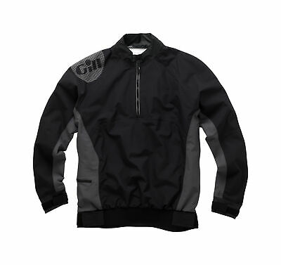 Gill Men's Black Pro Top - Extra Small • 100.37£