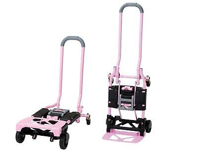 $70.29 • Buy Cosco Shifter 300-Pound Capacity Multi-Position Folding Hand Truck And Cart,