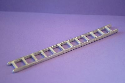 £4.95 • Buy Dinky Fire Engine Inner  Ladder No.555 White Metal Casting / Spare Part