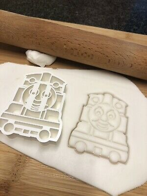 Thomas The Tank Engine  Cookie Biscuit, Pastry, Fondant Cutter • 4.99£