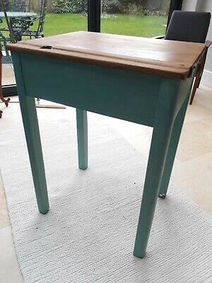 Vintage Upcycled School Desk - Collection Only HG5 Area • 6.25£