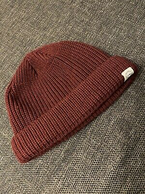 Penfield Shallow Fisherman Beanie Hat  • 18£