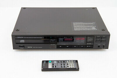 Denon DCD-1100 CD Player, With Remote And Original Packaging • 39.95£