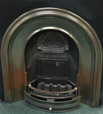 Decorative Cast Iron Fire Place For Gas Burner System • 250£
