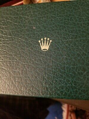 $ CDN86.77 • Buy Vintage Rolex Outer Cartoon Box ONLY