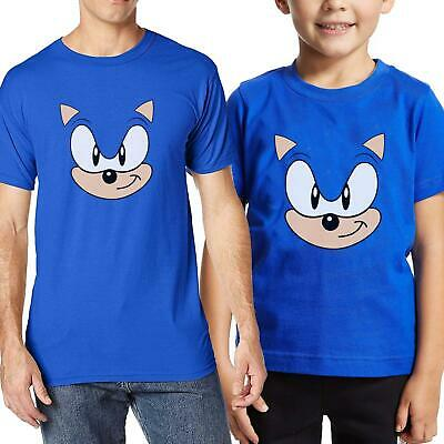 Kids Adults Unisex Sonic The Hedgehog Movie T-Shirt Birthday Novelty Gift Tee • 4.99£
