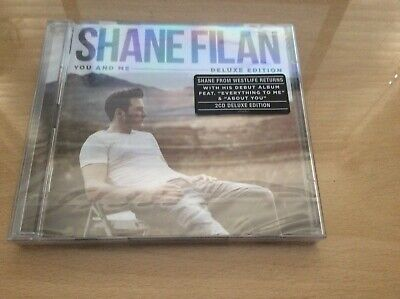 Shane Filan -westlife - You And Me - Sealed Deluxe Ed Double Cd - Free Uk P&p   • 14.99£