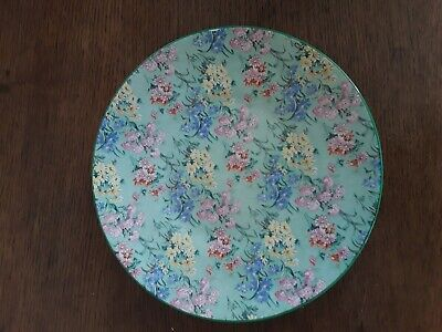 Shelley  Melody Chintz Plate • 15£