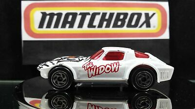$7.98 • Buy Corvette Grand Sport  * White * Matchbox * THE WIDOW