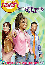 Thats So Raven: Supernaturally Stylish [ DVD Very Good Condition Region 4  T83  • 9.76£