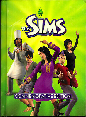 PC THE SIMS 3:COMMEMORATIVE EDITION With Ambitions Expansion Pack - VGC. • 6.95£