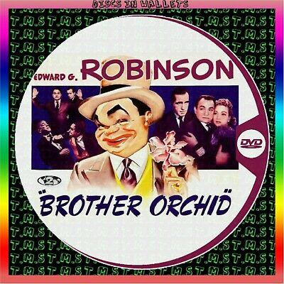 £2.90 • Buy Brother Orchid 1940 ‧ Black And White/Drama Edward G. Robinson