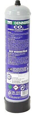 £29.41 • Buy Dennerle Disposable Aquarium CO2 Cylinder 500g For Dennerle Systems Refill