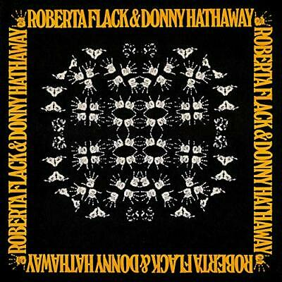 Roberta Flack And Donny Hathaway Gatefold Sleeve [180 Gm LP Vinyl] • 29.26£