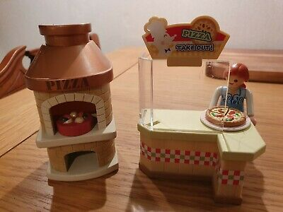 Playmobil Pizza Oven, Shop. • 7.50£