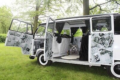 £300 • Buy Wedding Car Hire - VW Campervan - West Yorkshire