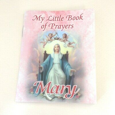 My Little Book Of Prayers MARY Religious Gift Our Lady Catholic • 3.99£