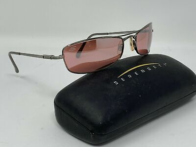 $275 • Buy Rare Serengeti Sunglasses Lassen Sedona 6699 Photochromic Titanium Japan
