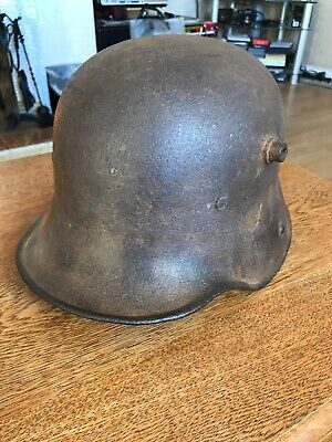 WW1  M16 Original Genuine German Helmet  • 349.99£