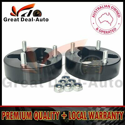AU68.90 • Buy 25mm Strut Spacers For Nissan Navara D40 D23 NP300 4WD Front Coil Shock Lift Kit