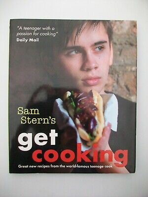 Sam Stern's Get Cooking By Susan & Sam Stern (May Collect Bexley) • 2£