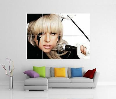 Lady Gaga Born This Way Fame Artpop Giant Wall Art Photo Picture Print Poster • 15.95£