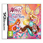 Winx Club: Magical Fairy Party DS Nintendo Video Game NDS 2DS Original UK • 17.99£