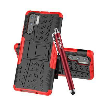 £4.45 • Buy Case For Huawei P30 Pro P30 Lite Phone Heavy Duty Hybrid Shockproof Armor Cover