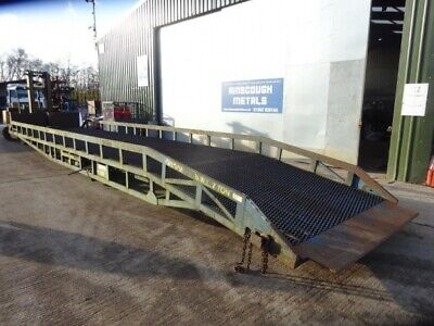 Chase Equipment Ltd Container Loading Ramp - Second Hand • 4,740£