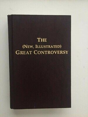 $12.25 • Buy The New Illustrated Great Controversy By E.G.White/Vol. 5/Like New