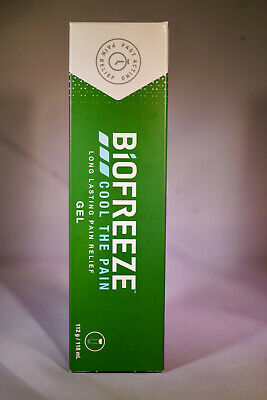 £9.95 • Buy BioFreeze Pain Relief - Cold Therapy GEL OR ROLL ON