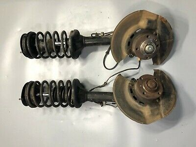 $149 • Buy 84-91 BMW E30 325i Front LEFT & RIGHT PAIR Struts Shocks Springs Knuckles