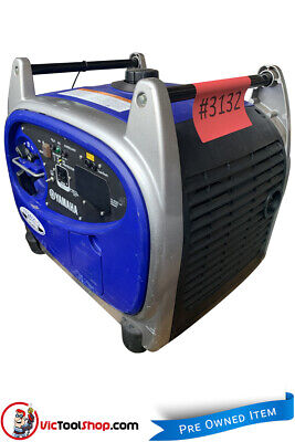 AU1687.40 • Buy Yamaha 2 KVA Inverter Petrol  Generator EF2400iS