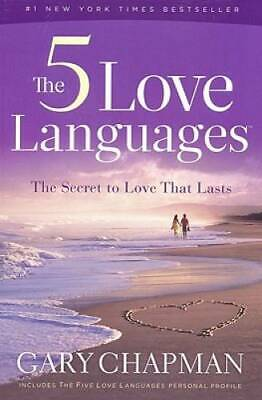 $ CDN5.49 • Buy The 5 Love Languages: The Secret To Love That Lasts - Paperback - GOOD