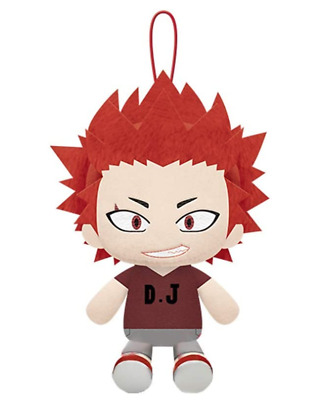 $ CDN53.66 • Buy My Hero Academia Sit Plush Doll Stuffed Toy Kirishima Eijiro BANDAI JAPAN 2020