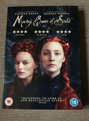 Mary Queen Of Scots [DVD] • 5.99£