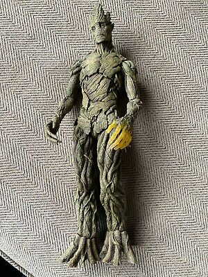 "$ CDN76.70 • Buy 2015 Hot Toys GUARDIANS OF THE GALAXY  GROOT 15"" 1/6 SCALE FIGURINE"